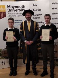 Excellence in Junior Certificate Business Studies