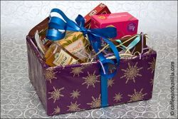 Christmas Food Hamper Collection